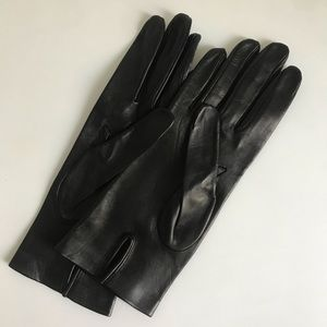 Calfskin leather gloves from Florence, Italy SM